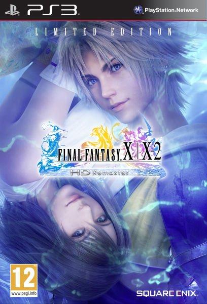 Final Fantasy X/X-2 HD Remaster - Limited Edition (26,18€), Metal Gear Solid V: Ground Zeros (25,10€) und weitere mit 10% auf alle Vorbestellungen bei Zavvi