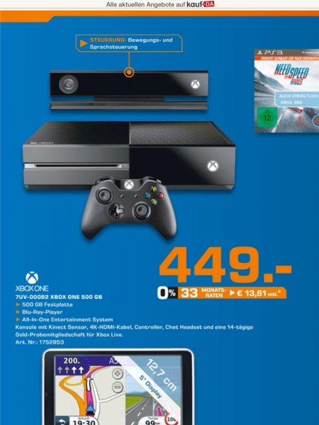 [Lokal Saturn Bielefeld] XboxOne 500GB
