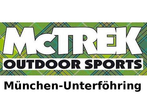 (Lokal Unterföhring) - McTrek € 50,00 Gutschein für € 27,00