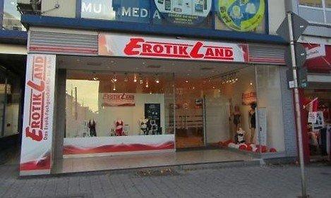(Lokal Witten) - Erotikland Witten € 50,00 Gutschein für € 20,75