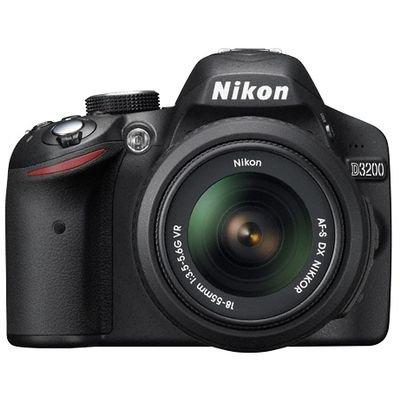 Preisfehler? Nikon D3200 inkl. 18-55 für 250 € bei DSV24
