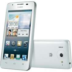 "Huawei™ - Ascend G510 Smartphone (4.5"" IPS 854x480,4GB,Android 4.1,5.0MP+AF/LED Cam,NFC) [B-WARE] ab €86,50 [@eBay.de]"