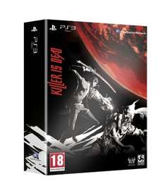 [Game.uk] Killer Is Dead: Fan Edition (PS3 & XBOX360)  für ca. 26 inkl. Vsk