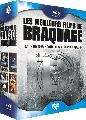 Heat, Passwort: Swordfish, Gefährliche Brandung und The Town [Blu-ray] für zusammen 20,33 €