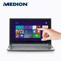 "Medion 10"" Multitouch-Notebook"