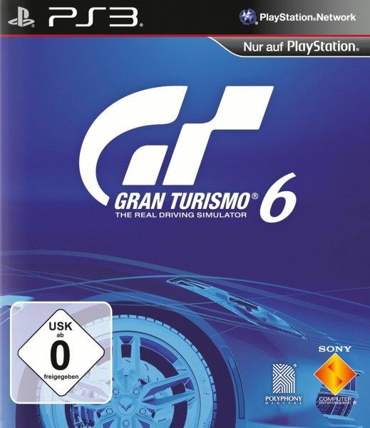 [Müller] Gran Turismo 6 (PS3) 39,99€
