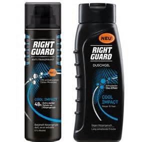 [Combi] Beautywochen: 8x Right Guard Duschgel oder Deo Spray kaufen,5€ Einkaufsgutschein erhalten
