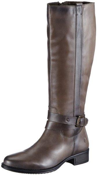 Javari: Marc O'Polo Flat Heel Long 11498001101 Damen Stiefel für 99,95€