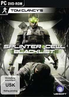 (PC) Tom Clancy's Splinter Cell Blacklist™ - Uplay Deluxe Edition 5,99 € @ Fast2play.com