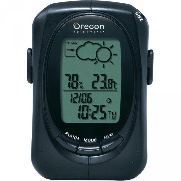 Portable Mini-Wetterstation EB 313 HG Schwarz für 11€ @Conrad