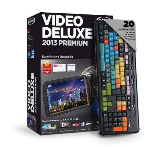 ERSO - Media: Video deluxe 2013 Control