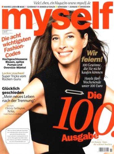 """""""Myself"""" Jahresabo für effektiv 2€ durch 40€ Gutschein"""