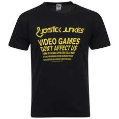 Joystick Men's Quote Star Wars T-Shirt für 6€ @Zavvi