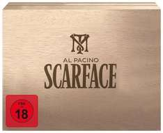 Scarface - Special Limited Edition in Holzbox[Blu-ray] für 24€ @Media Dealer