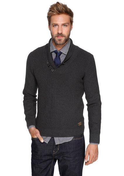 S. Oliver Online Sale. z.B. Grobstrick Pullover für 24,99€ statt 49,99€ (bei Newsletteranmeldung sogar für 22,49) + 5% qipu