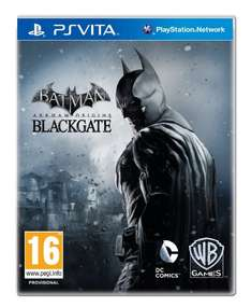 Batman: Arkham Origins - Blackgate (PS Vita) für 22,22€ @Amazon(MyMemory)