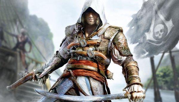 Assassin's Creed IV Black Flag für Steam & UPlay @amazon.com