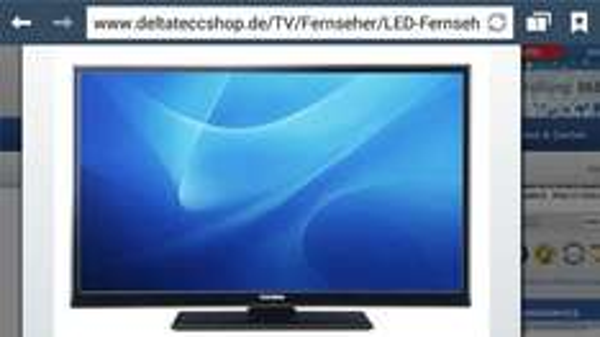 Deltatecc Telefunken T32EX1440 SAT LED Backlight(Smart TV, Triple Tuner,100 Hz CMP)