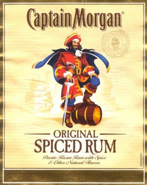 Captain Morgan ab 31.01 bei Norma wieder billig
