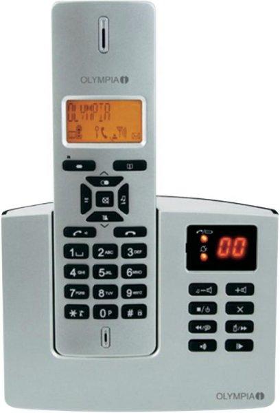 Schnurloses DECT Telefon von Olympia für 14,98 inkl. Versand (Vergleichspreis 25,50)