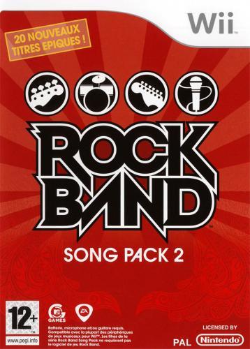 Rock Band Track Pack Vol. 2 [WII] für rund 5€ @ HMV.com