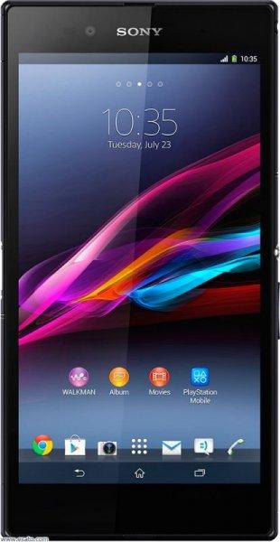 Sony Xperia Z Ultra schwarz mit original Vodafone Smart M nur 17,99 montl. statt 19,99