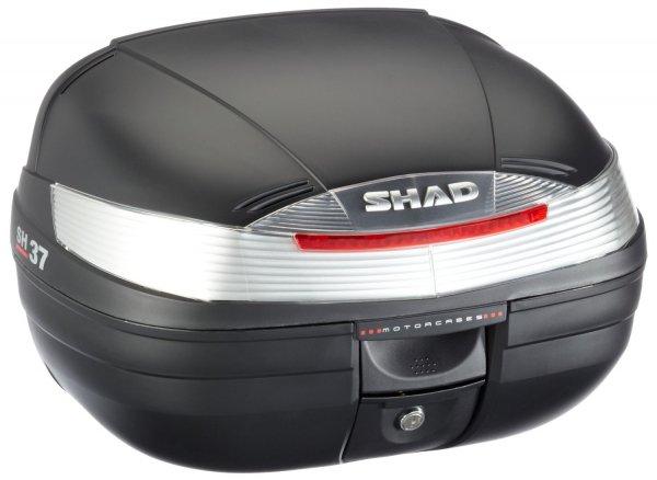 Abgelaufen !!  Shad SH37 Topcase für Motorrad / Roller mit 37 Liter, Amazon Marketplace