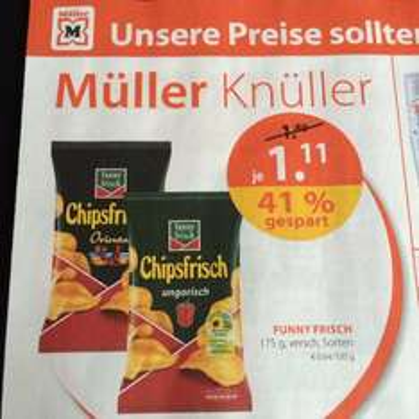 Funny Frisch-- Chipsfrisch