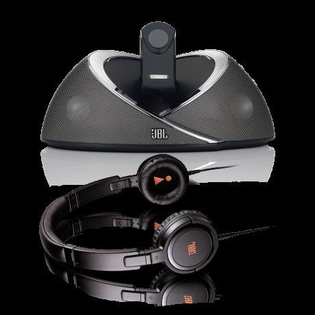 JBL OnBeat + Tempo J03B : Soundsystem und Kopfhörer für 49 Euro