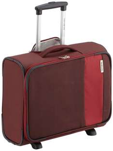 Samsonite Notebooltrolley Tasche Daytrip  Rolling Tote 15.6 Zoll 44 cm @amazon