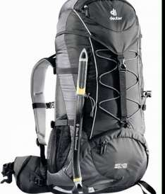 Deuter ACT Lite 40+10 black-anthracite für 88€
