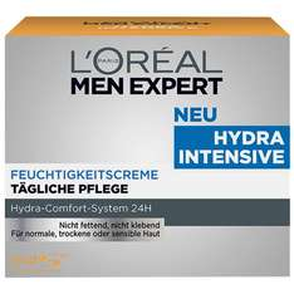 L'Oréal Men Expert - Gesichtspflege + Deko + 2 Tester für 0,90€