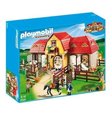 Playmobil® 5221 Großer Reiterhof mit Paddocks für 49,99 € @Galeria Kaufhof