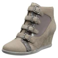 Javeri / Amazon: Clarks Brinkley Novel 20356734 Damen Combat Boots ab 36,43€