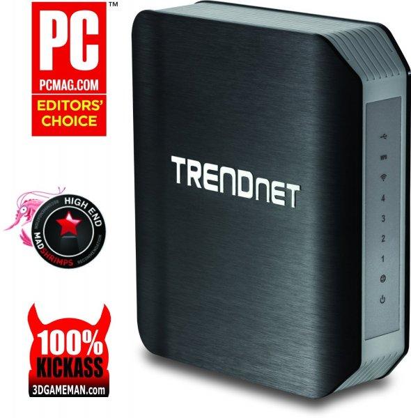 Trendnet TEW-812DRU für 64€ @Amazon.es - 1300 Mbit/s WLAN Router
