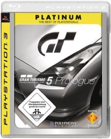PS3 Gran Turismo 5 Prologue für 3,36€ fast Geschenkt ( Amazon)