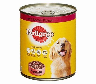 Pedigree 800 g Dose 0,99 € bei Fressnapf