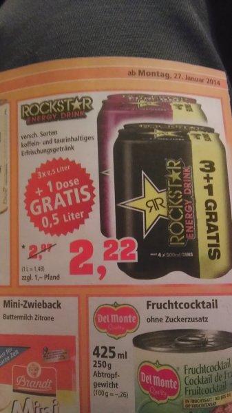Rockstar Energy Stink - 4 Dosen (offline)