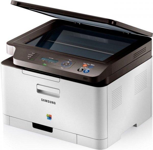 Samsung CLX 3305 Multifunktions-Farblaser-Drucker für 172,- € inkl. Versand