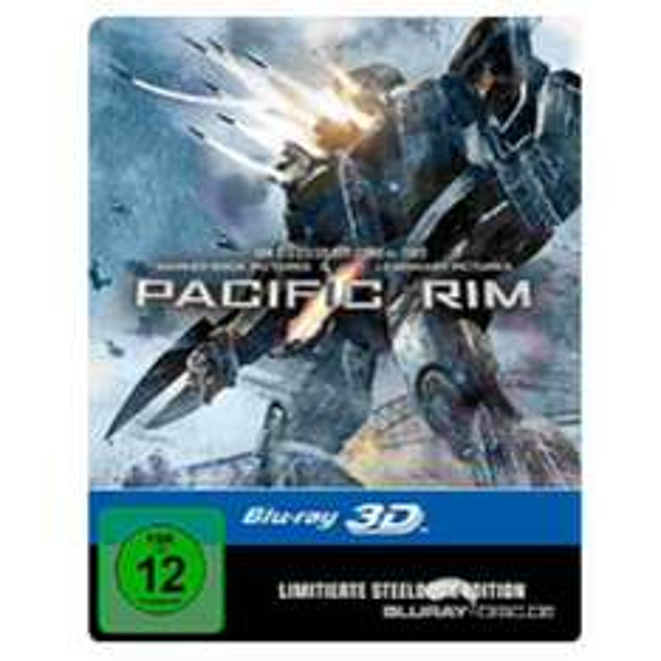 [Amazon.de] Pacific Rim 3D-BluRay Steelbook Limited Edition