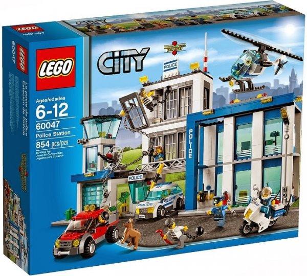 Thalia (online): LEGO City 60047 - Ausbruch aus der Polizeistation, nur 55,25 Euro