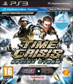 Playstation Move kompatible Spiele (The Shoot, The Fight, Start The Party, Time Crisis Razing Storm, Tv Superstars) [PS3] für rund 12€ @ HMV.com