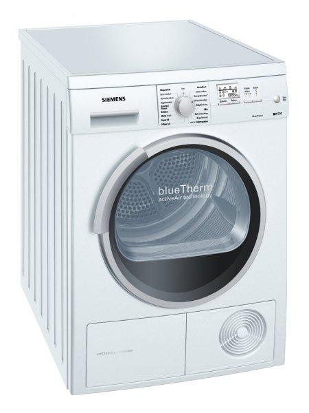Amazon: Siemens iQ700 WT46W562 Wärmepumpentrockner für 601,18 €