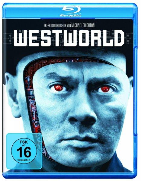 Westworld [Blu-ray] bei Amazon für Prime-Mitglieder