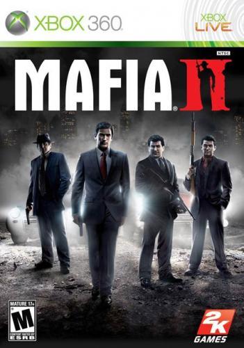 Mafia II Xbox 360