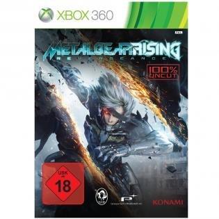 Metal Gear Rising - Revengeance (XB360) für 14€ @Redcoon