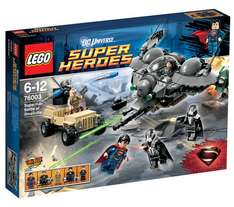 Lego Superman Battle of Smallville (76003) für 29,86 € @Pixmania