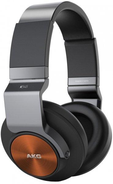 [Amazon Frankreich Blitangebot] AKG K 545 black (schwarz) Over-Ear Kopfhörer mit Freisprechmikro (K545BLK) für  215,90 € inkl. Vsk