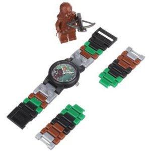 """(UK) LEGO Star Wars Uhr """"Chewbacca"""" mit Minifigur für 12.49€ @Zavvi"""