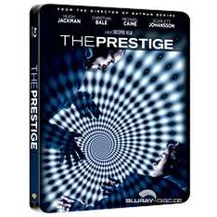 The Prestige Steelbook [Blu-ray] [zavvi.com] € 11.25